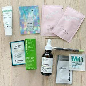 Skincare and Makeup Bundle Sephora Sunday Riley